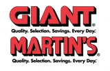 Giant Food Stores and Martin's Food