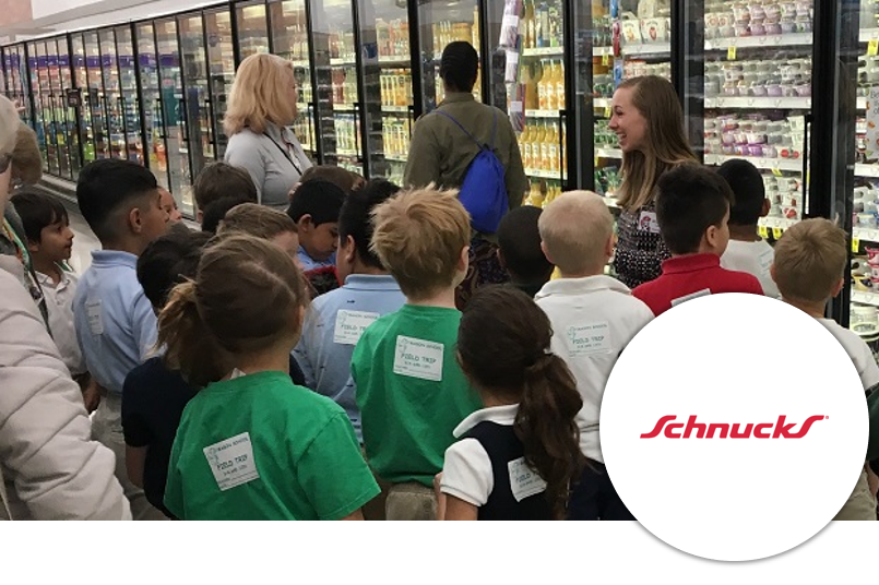 Schnucks Field Trips