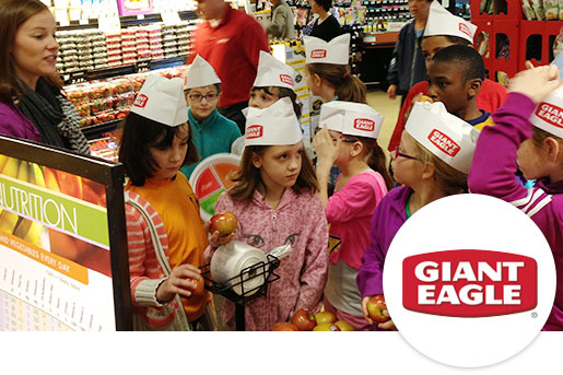 Giant Eagle - Be A Smart Shopper!