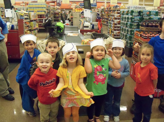 hannaford Guiding Stars-Store-Tours