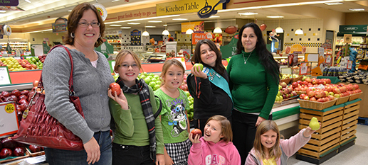 Giant Food Stores and Martin's Food are proud to sponsor Kid Healthy Ideas