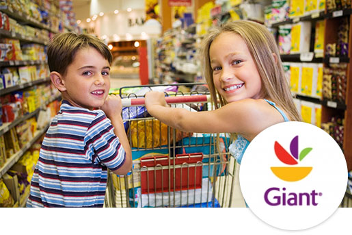Giant Food - Kid Healthy Ideas